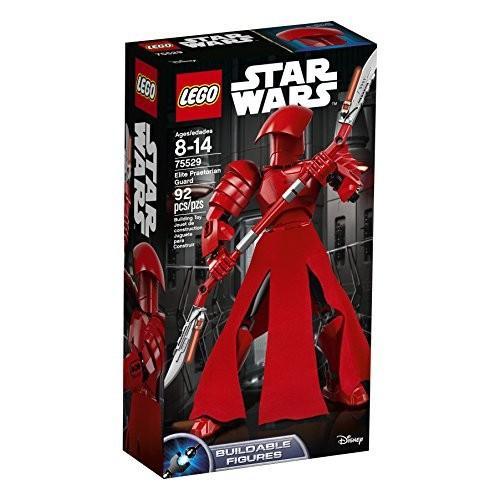 レゴLEGO Star Wars Episode VIII Elite Praetorian Guard 75529 Building Kit (92 Piece)