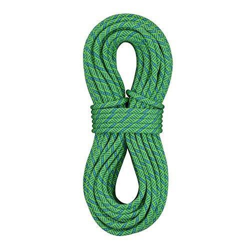 並行輸入品STERLING Ropes 9.5mm Evolution Helix Dynamic Climbing Rope - Neon Green 70MEH190070 70M