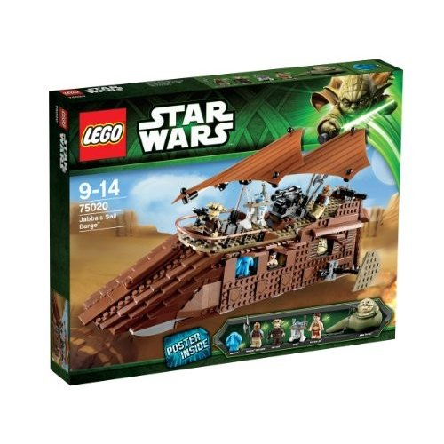 スターウォーズLEGO STAR WARS Jabbas Barge 7502075020