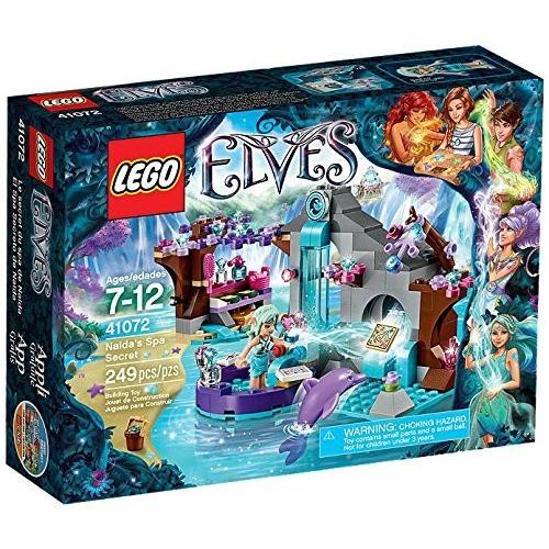 エルフLEGO Elves Naida's Spa Secret 41072 (Discontinued by manufacturer)6100703