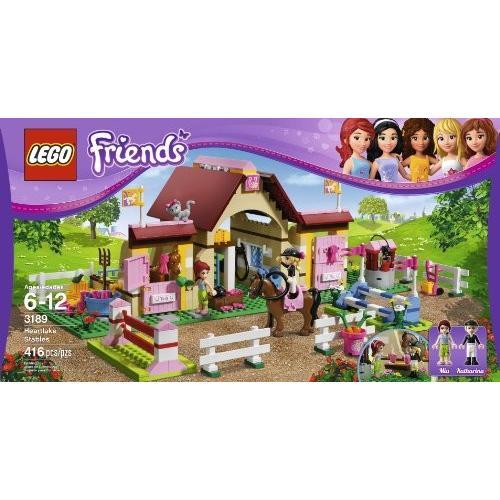 フレンズLEGO Friends 3189 Heartlake Stables4653122