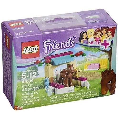 レゴLEGO Friends 41089 Little Foal