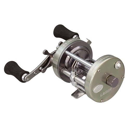 Lew's FishingLews Fishing LXLC60 Laser XL Baitcast Reel, 4.2: 1 Gear Ratio, 18.70