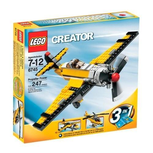 レゴLEGO Creator Propeller Power (6745)