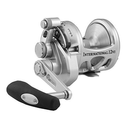 ペンPenn INT12VIS International VI International Vis 2 Speed Fishing ReelINT12VIS
