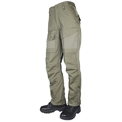 並行輸入品Tru-Spec Men's 24-7 Xpedition Pants, Ranger 緑, W: 30 Large: 301433043 30W 30L