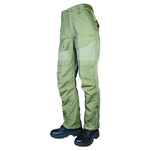 並行輸入品Tru-Spec Men's 24-7 Xpedition Pants, Ranger 緑, W: 30 Large: 321433003 30W 32L