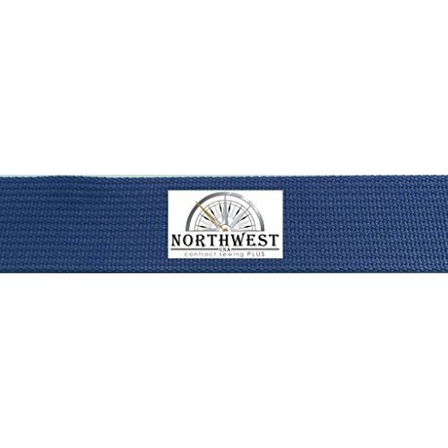 並行輸入品Tapecraft Northwest Contract Sewing 1 inch 17337 Nylon Backpack Webbing (1