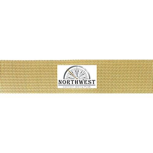 並行輸入品Northwest Contract Sewing 1 inch 17337 Nylon Backpack Webbing (1