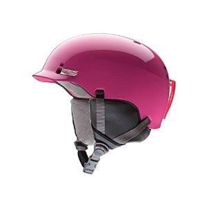 ウィンタースポーツSmith Kids' Gage Junior Helmet Bright Pink SmallSmall