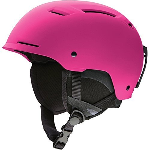 ウィンタースポーツSmith Optics Pointe Adult Ski Snowmobile Helmet - Matte Fuchsia / LargeSmith Large