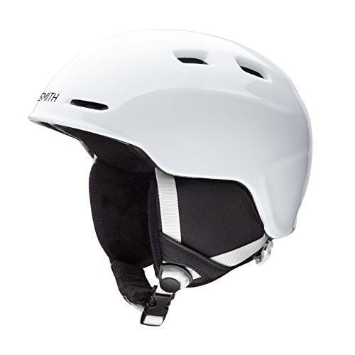 ウィンタースポーツSmith Optics Zoom Jr. Youth Snow Snowmobile Helmet - 白い/Youth MediumZoom JR Medium (53-58CM)