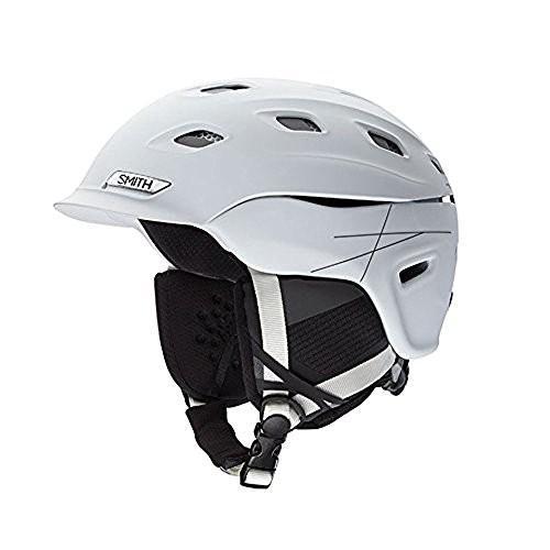 スノーボードSmith Optics Vantage Adult Snow Snowmobile Helmet - Matte 白い/Small