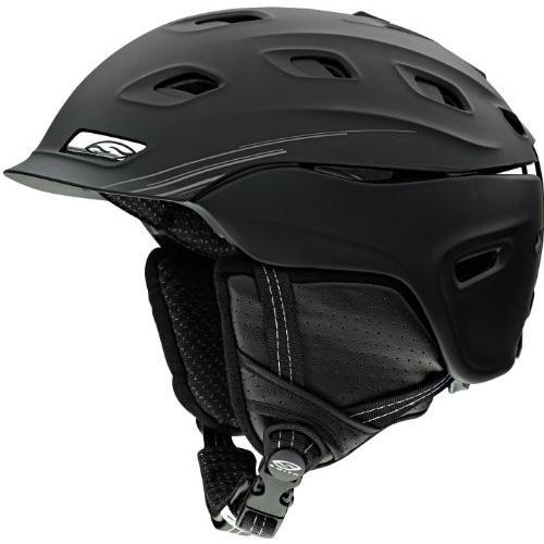 スノーボードSmith Optics Vantage Helmet, Small, Matte 黒