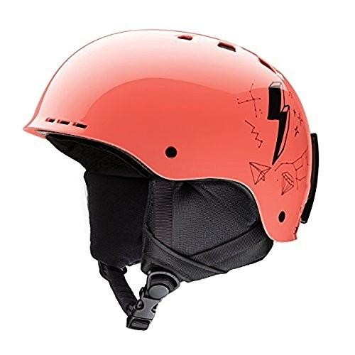 ウィンタースポーツSmith Optics Holt Jr Youth Ski Snowboarding Helmet - Sunburst Doodles SmaSmith Small
