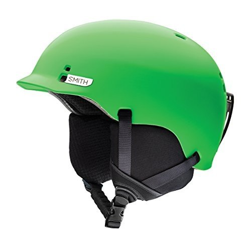 スノーボードSmith Optics Adult Gage Ski Snowmobile Helmet - Matte Reactor/Small