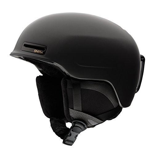 スノーボードSmith 2017/18 Womens Allure Snowboard Helmet - MIPS (Matte 黒 Pearl - Small 51-55 cm)