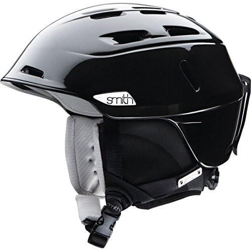 ウィンタースポーツSmith Optics Compass Women's Ski Snowmobile Helmet, Metallic 黒, LargeLarge