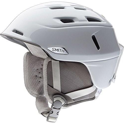 スノーボードSmith Optics Compass Adult Ski Snowmobile Helmet - 白い/Small