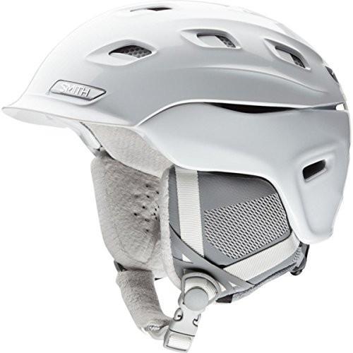 スノーボードSmith Optics Vantage MIPS Women's Snow Helmet (白い, Small (51-55CM))