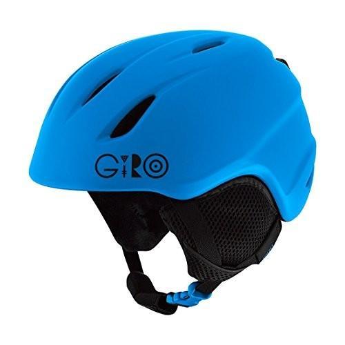 ウィンタースポーツGiro Launch Kids Snow Helmet Matte 青 X-Small (48.5-52 cm)7072553 X-Small (48.5-52 cm)