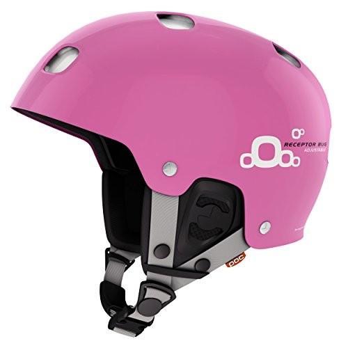 ウィンタースポーツPOC Receptor BUG Adjustable 2.0 Ski Helmet, Actinium ピンク, X-Large/XX-LarPC102811708XLX1 X-Large/XX-Large - 59-62