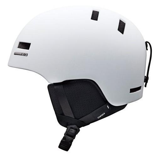 ウィンタースポーツGiro Shiv 2 Snow Helmet (Matte 白い, Small)2033805 Small