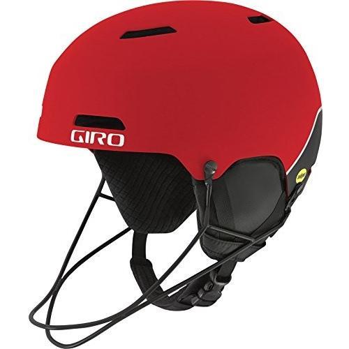 スノーボードGiro Ledge SL MIPS Race Snow Helmet - Matte 赤 - Size M (55.5-59cm)