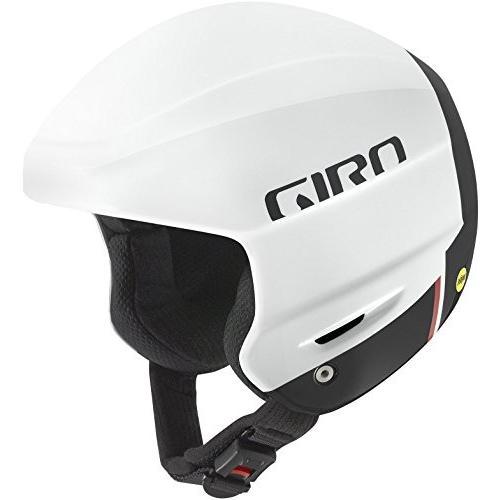 ウィンタースポーツGiro Strive MIPS Race Ski Helmet - Matte White - Size L (57-59cm)Large