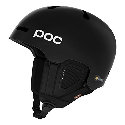 スノーボードPOC Fornix, Lightweight Well-Ventilated Helmet, Matt 黒, XL/XXL