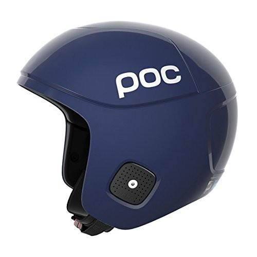 ウィンタースポーツPOC Skull Orbic X Spin, High Speed Race Helmet, Lead 青, Large10171 LRG