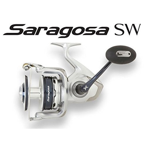 ShimanoShimano Saragosa 10000F Saltwater Offshore Spinning ReelSRG10000SW SRG10000SW