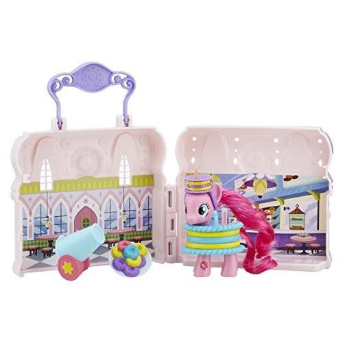 マイリトルポニーMy Little Pony Friendship is Magic ピンクie Pie Donut Shop Playset