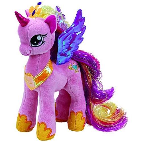 ハズブロTy My Little Pony Princess Cadence My Little Pony Plush, Regular41181 Regular
