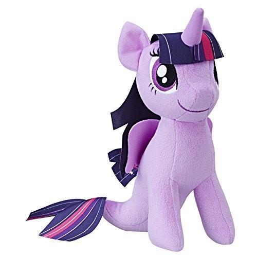 ハズブロMy Little Pony The Movie Princess Twilight Sparkle Sea-Pony Soft PlushC2707