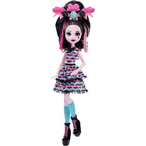 モンスターハイMonster High Party Hair Draculaura Doll