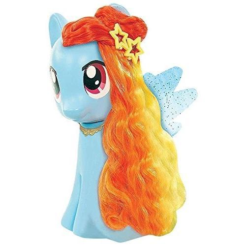 マイリトルポニーMy Little Pony Rainbow Dash Styling Head