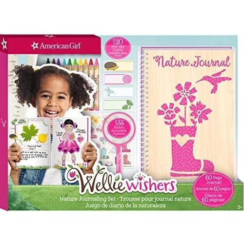 赤ちゃんAmerican Girl Wellie Wisher Nature Journaling Set99005
