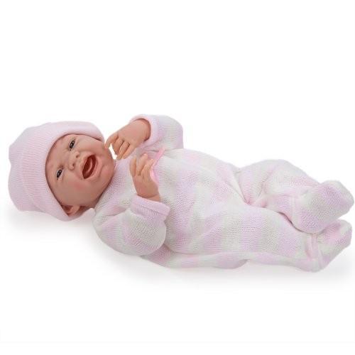 ジェーシートイズJC Toys La Newborn - Real Girl