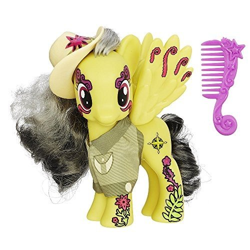 マイリトルポニーMy Little Pony, Pony Mania, Daring Do Dazzle Exclusive Pony, 6 Inches