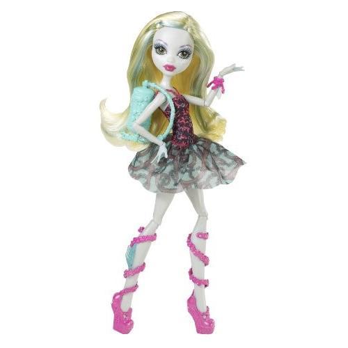 モンスターハイMonster High Dance Class Lagoona 青 Doll
