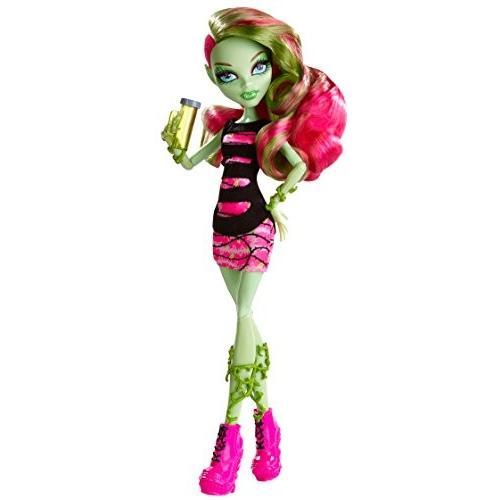モンスターハイMonster High Coffin Bean Venus McFlytrap Doll