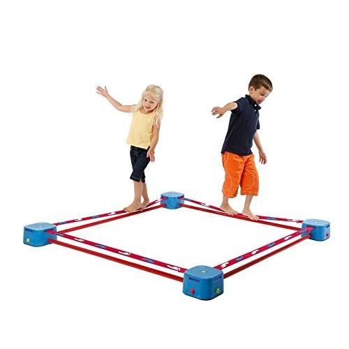 並行輸入品Playzone-fit Balance Blox Slackline Quad Toy850610003393