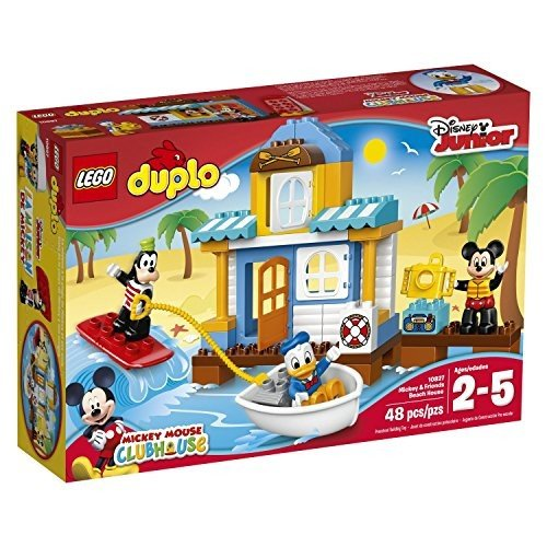 レゴ48 Piece, Beach House Building Kit, 9