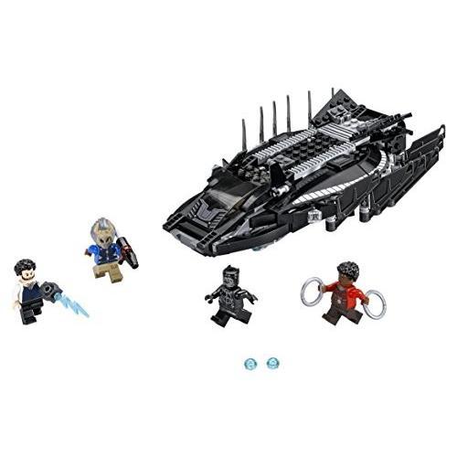 レゴLEGO Marvel Super Heroes Royal Talon Fighter Attack 76100 Building Kit (358 Piece)