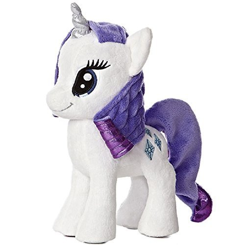 マイリトルポニーMy Little Pony Friendship Is Magic Plush Toy Doll (Rarity)