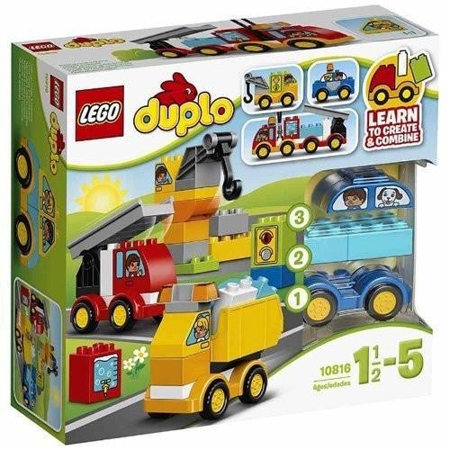 レゴLEGO DUPLO 10816: My First Cars and Trucks Mixed by LEGO