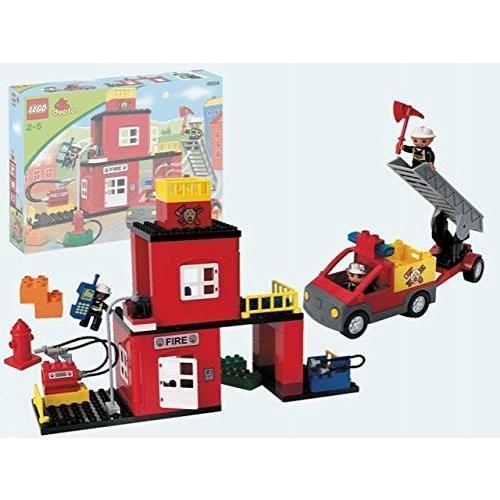 レゴLEGO Duplo LegoVille 4664 Fire Station