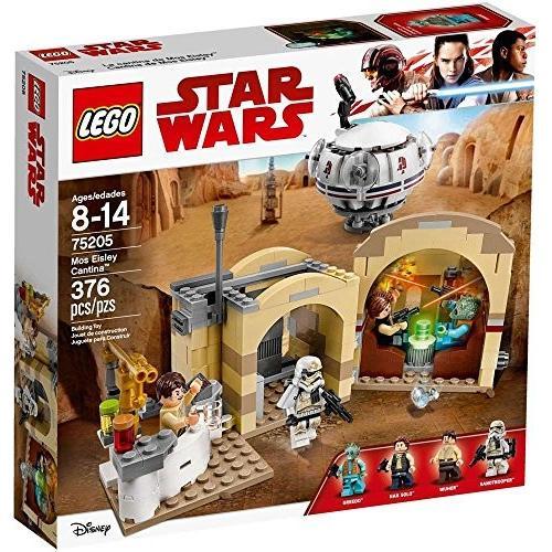 レゴLEGO Star Wars Tm Mos Eisley Cantina 75205