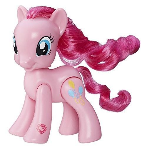 マイリトルポニーMy Little Pony Explore Equestria Action Friends 6-inch ピンクie Pie